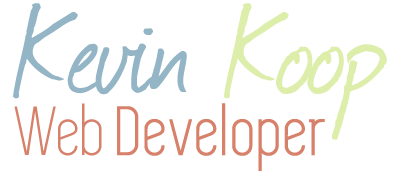 Kevin Koop - Canadian Website Design